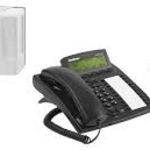 Instalação contral telefonica