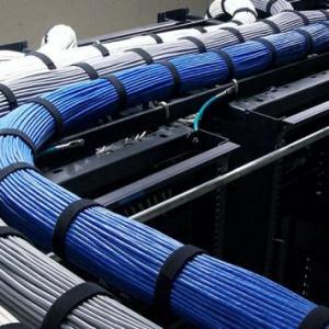 Serviço de cabeamento de rede