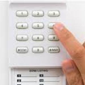 Sistema de alarme de intrusão