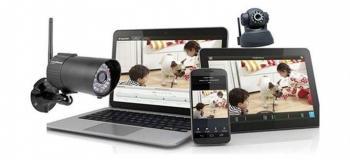 Instalação para cameras cftv